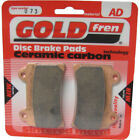 Front/Rear Disc Brake Pads for Yamaha Royal Star Tour Classic XVZ1300AT 1997
