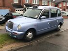LTI TX2 TAXI 2005 05 PLATE BLUE 7 SEATER AUTOMATIC 1 PREVIOUS OWNER