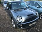 LARGER PHOTOS: mini cooper s r53 jcw spares or repair runs and drives