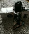 CANON EOS 4000D DSLR Camera with EF-S  75-300 mm lens.Bargain camera bundle.