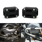 2pcs Motorcycle Engine Guard Anti-scratch Bumper Block Decor Slider Protector