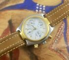 Certina DS Vintage Automatic Chronograph Men's Watch 7750 Swiss Made Used - MB76