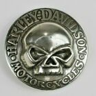 Harley Davidson Willie G Skull Belt Buckle 2005 Collectible