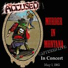 The Accused - Murder In Montana [New CD] Explicit