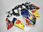Blue Yellow Red ABS Injection Mold Fairing Kit Fit for 2007-2010 Aprilia RS125