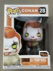 Conan Pennywise It SDCC Exclusive Funko Pop San Diego Comic Con 2019 Exclusive