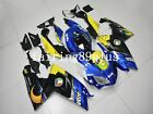 Blue Black Yellow ABS Injection Fairing Kit Fit for Aprilia RS125 2007-2010