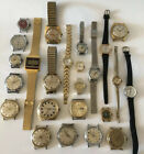Huge Lot Of Timex Watches Timex 100 Rare Retro Timex Lcd Timex Day Date
