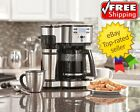 Hamilton Beach 2 Way Brewer Single Serve Coffee Maker and Full 12 Cup Coffee Pot