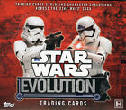 2016 TOPPS STAR WARS EVOLUTION HOBBY BOX FACTORY SEALED NEW