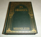 The Alhambra by Washington Irving Antique Hardcover Book 1851 Crowell