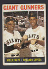 Vintage Willie Mays Baseball Card Timeline: 1951-1974 58
