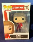 Funko Pop La Casa De Papel Money Heist Figures 10