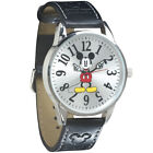 NEW Disney Classic Mickey Mouse Leather Wrist Watch