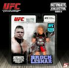 UFC Ultimate Collector Ltd. Ed. BROCK LESNAR Round 5 Action Figure WWE MMA *NEW*