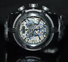Invicta Men's Rare 12898 Bolt Swiss Reserve Chronograph Silver Dial Steel Watch