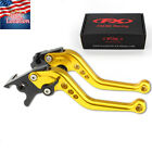 For Honda CB1000R CBR1000RR/FIREBLADE Adjust Brake Clutch Lever Handle US Ship