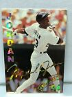 Michael Jordan White Sox Signature HoloFoil Promo + Baseball Rookie Promo Lot