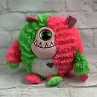 Ty Monstaz Spike Monsters Talking Alien Colorful Round 9