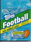 Visual History to Topps Vintage Football Wrappers: 1950 -1980 32