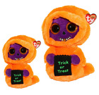SET of 2 TY Beanie Boos Halloween SKELTON (6