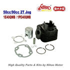 TZ09A JOG 50cc Cylinder Assy 39mm Piston Pin 10mm 2 Stroke Engine Parts Motor