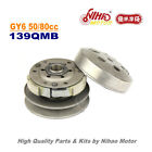 TZ 10 50cc 80cc Belt Pulley Driven GY6 Parts Chinese Scooter 139QMB Motorcycle