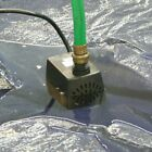500 GPH Above Ground Swimming Pool Winter Cover Pump Includes 24 ft Cord