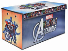 Avengers Folding Soft Storage Bench Perfect Toy Box Chest Playrooms Officially