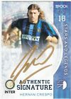 2016-17 Epoch FC Internazionale Milano Stars and Legends Soccer Cards 16