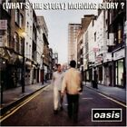 (What's The Story) Morning Glory? - Oasis - CD 1995-10-03