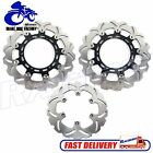 Front Rear Brake Rotors KTM 950 Adventure / S LC8  02-06 990 ADVENTURE S 06-08