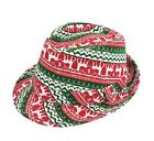 Ugly Sweater Fedora Hat Christmas Party Winner New Fun winter and holiday party