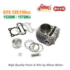 TZ 29 WY 150cc 200cc 61mm Racing Cylinder Assy GY6 Parts Chinese Scooter