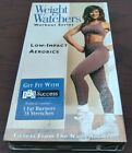 Weight Watchers Low Impact Aerobics VHS Vol 1 123 Success Fat Burning Exercise