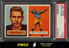 1957 Topps Football Bart Starr ROOKIE RC #119 PSA 7 NRMT (PWCC-A)