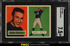 1957 Topps Football Johnny Unitas ROOKIE RC #138 SGC 7.5 NRMT+ (PWCC)