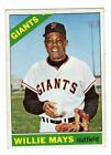 Vintage Willie Mays Baseball Card Timeline: 1951-1974 92