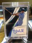 2019 The National Black Box Auto 2017 Immaculate GEORGE BRETT Royals 1 1 1of1