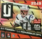 2019 PANINI UNPARALLELED FOOTBALL HOBBY BOX FACTORY SEALED NEW