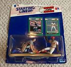 1989 Kenner Starting Lineup One on One Baseball Figure Gary Carter