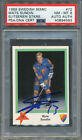 Mats Sundin Cards, Rookie Cards and Autographed Memorabilia Guide 31