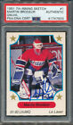 Martin Brodeur Cards, Rookie Cards and Autographed Memorabilia Guide 32