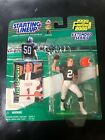 1999 TIM COUCH Extended Starting LineUp Cleveland Browns SLU ROOKIE figure moc