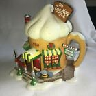 DEPT 56 North Pole Series Elfland The Egg Nog Pub 56737 Retired 2003 with box