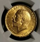 Canada 1917 - Gold Coin - 1 Sovereign - NGC UNC Details