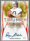 Roger Staubach Cards, Rookie Cards and Autographed Memorabilia Guide 27