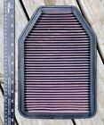 K&N 33-2364 Replacement Drop-in Air Filter for 07-18 Jeep Wrangler 3.6L 3.8L JK
