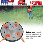 Universal String Weed Cutter Trimmer Head Gardening Mower Replacement Fitting US