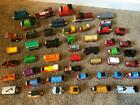 HUGE Thomas Train Friends Wood Metal 49 Car Lot Fair-Good Condition Used Engines